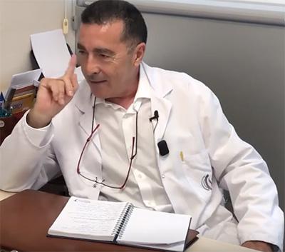 doctor cos calvet