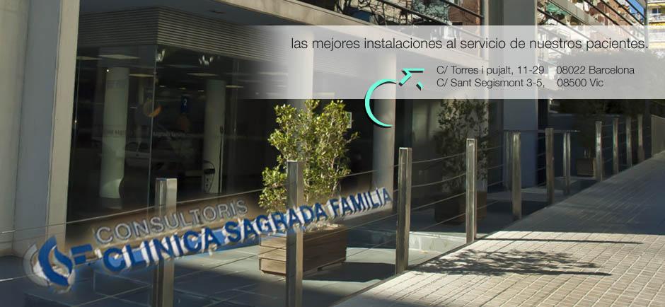 clinica vasovasostomia barcelona