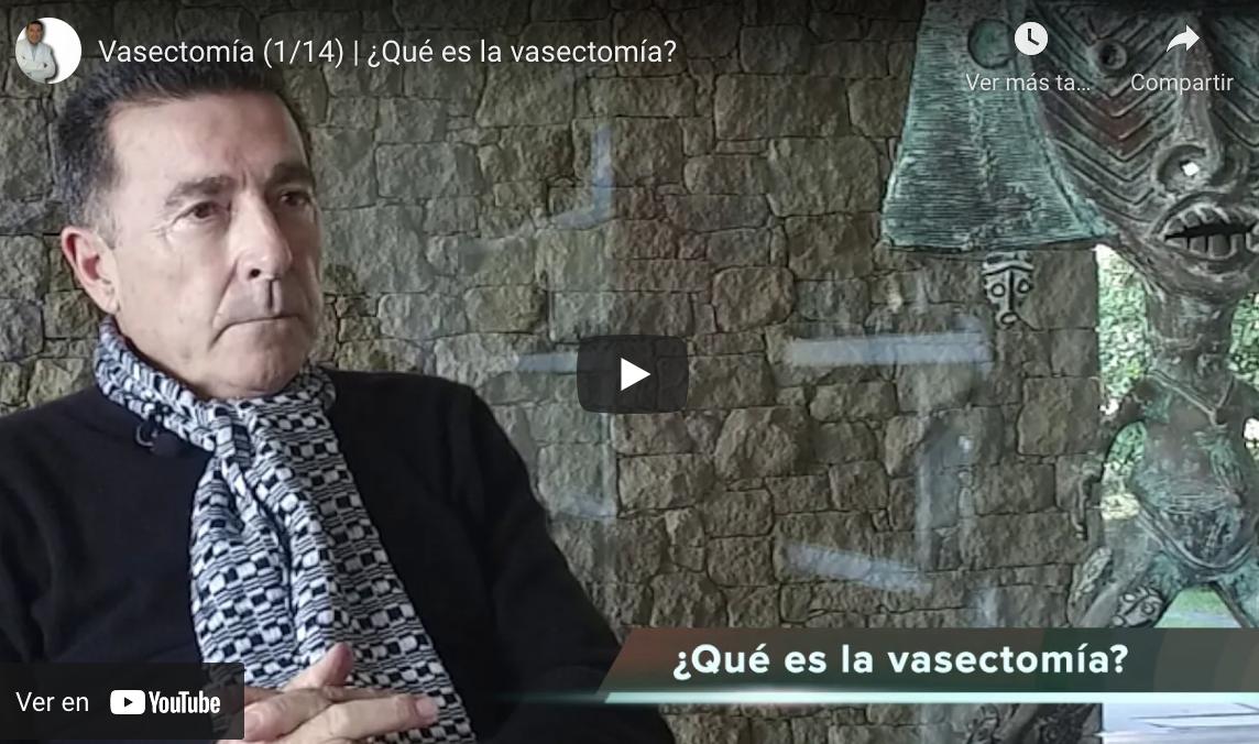 vasectomía en barcelona